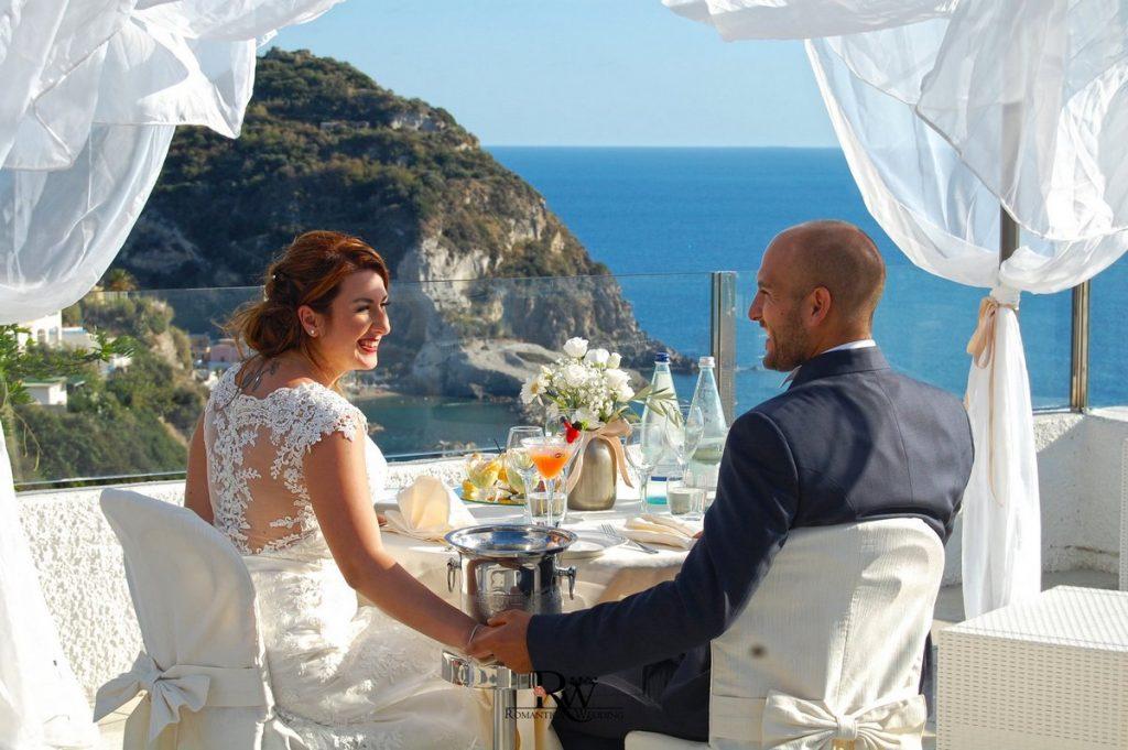 Matrimonio Tema Mare E Monti : Romantica wedding romantica resort & spa matrimonio a ischia